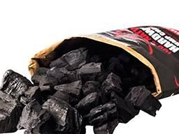 100% Nature Hardwood BBQ Charcoal Lump