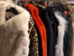 Женские куртки парки 400 шт. все сезоны оптом Оптовая распродажа
