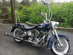 2014 Harley Davidson Softail Deluxe FLSTN