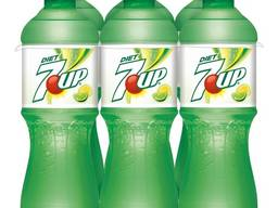 7UP, Schweppes, soft drinks