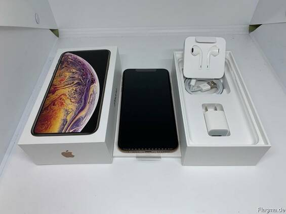 Apple iPhone XS Max - 64GB - (Unlocked) Brand Neu