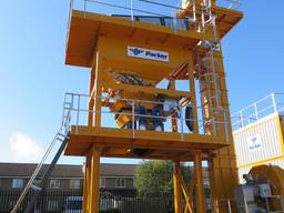 Asphalt plant Parker StarBatch C750 (containerized, 60 tph, United Kingdom)