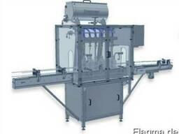 Автомат линия розлива сока в от 1000 бут. См. BIB и Doypack