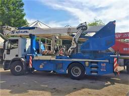 Автовышка Iveco Eurocargo Oil Steel Eagle 32/24, /Италия