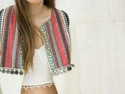 Bershka молодежная женская одежда доставка