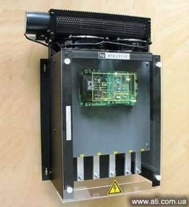 BG electric предлагает тиристорные регуляторы мощности ESGT