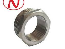 "Brass adapter 3/4""F-1 ""M (Nikel) /HS - фото 1"