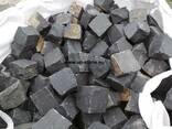 Брусчатка из базальта / Basalt Pflastersteine - photo 1
