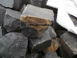 Брусчатка из базальта / Basalt Pflastersteine - фото 2