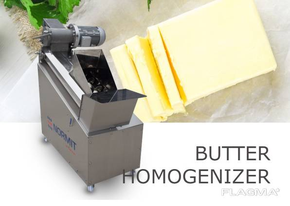 Butter Homogenizer / Buttermaschinen