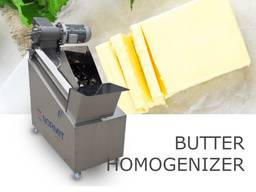 Butter Homogenizer / Buttermaschinen - фото 1
