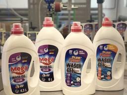 Бытовая химия стиральный порошок от производителя