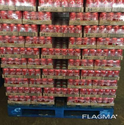Coca cola 330ML and red bull energy drinks