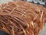 Copper wire scrap - фото 1
