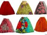 Цветные юбки для женщин и девочек - фото 3