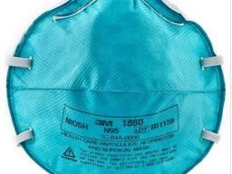 Das Filter-Halbmasken-Beatmungsgerät 3M 1860