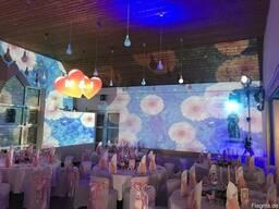 Декорации оформление на праздник торжество юбилей свадьбу