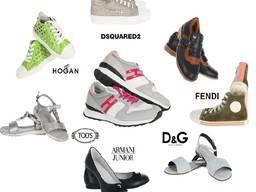 Детская обувь Люкс брендов