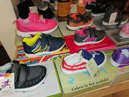 Детская обувь сток оптом
