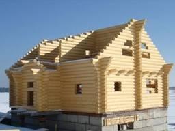 Дома из бревна оцилиндрованного - фото 3
