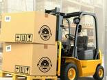 Доставка сборных грузов из Германии с то.В Москву за 5 дней