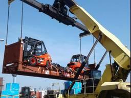 Доставка техники и оборудования из Европы