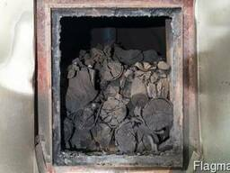 Древесный уголь в бумажных крафт-пакетах от производителя