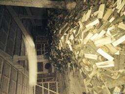 Дрова колоті сухі граб , ясен, дуб, береза - фото 3