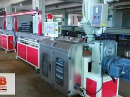 Экструзионная линия для производства филамента ABS / PLA