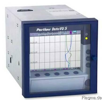 Электронный экранный регистратор DataVU