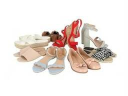 Европейская брендовая женская обувь- распродажа стока
