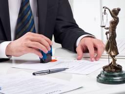 Für juristische Dienstleistungen (Ukraine)