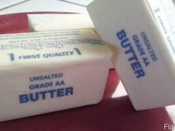 Gezouten en ongezouten boter