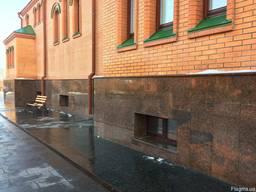 Гранитная плитка, тротуарная плитка, слэбы, Украина