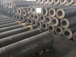 Graphite Electrodes Grade UHP HP with Factory Price For EAF