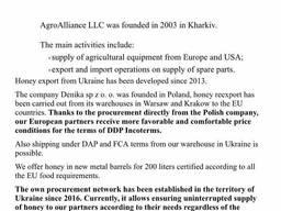 Großhandel mit Honig aus der Ukraine - photo 3