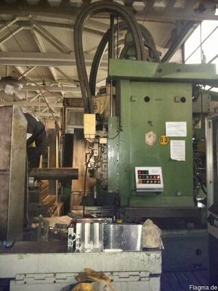 Huller-Hille Nb-h 100-1.1 Milling machine with CNC