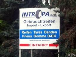 Intropa Reifen und Handels GmbH