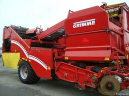 Картофелеуборочный комбайн Grimme SE 150/60 NBR, Германия