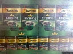 """Кофе jacobs """"krönung"""""""
