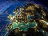 Консолидация грузов грузоперевозки любым транспортом ЕС - РФ