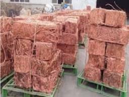 Kupfer Milberry Schrott