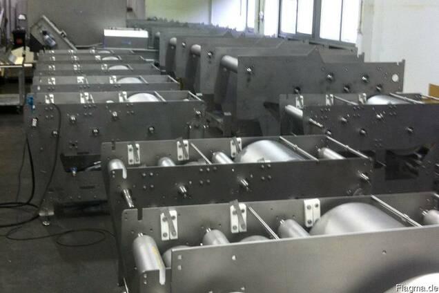 ✔ Ленточные прессы производства крахмала от 500 л/ч KEB 400