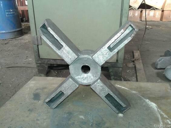 Литьё жаропрочных и жаростойких сталей