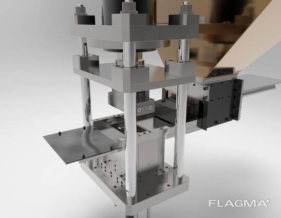 Industrial equipment, production equipment