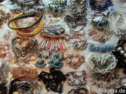 Модная бижутерия Сток одежды оптом со склада в Германии