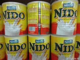 Nestle Nido melkpoeder, Nestle Nido instant droge volle melk