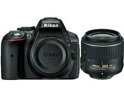Nikon D5300 DSLR Body Black