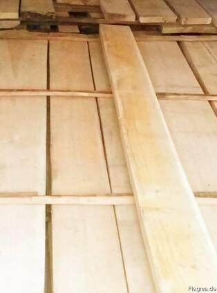 Oak boards not edged dry 8% 50mm 3m 150-450mm 0-1grade