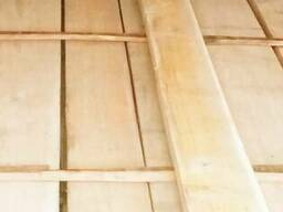Oak boards not edged dry 8% 50mm 3m 150-450mm 0-1grade